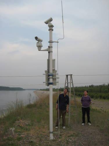 河道监测系统场景图