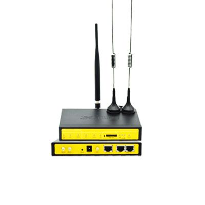 双口4G工业路由器